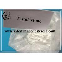 Wholesale Anti Estrogen Steroids 99.9% Testolactone For treating breast cancer in women from china suppliers