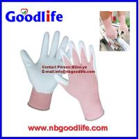Wholesale Sell well 13G Knitted Nitrile Working Gloves with EN388,2121 from china suppliers