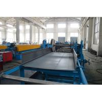 Wholesale Electric Fully Automatic Cable Tray Roll Forming Machine Main Motor Power 22kw from china suppliers