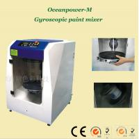 Buy cheap automatic paint mixing machine, gyroscopic paint color mixer for liquid mixing from wholesalers