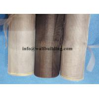 Wholesale Customized Fiberglass Invisible Screen Mesh Home Window Screens ISO 9001 from china suppliers
