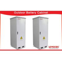 Buy cheap IP55 Customized Outdoor Battery Cabinet Solution for All Size Batteries from wholesalers