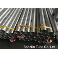 Wholesale Monel UNS N04400 Seamless Nickel Alloy Tube W.Nr. 2.4360 OD 60.3X3.91 MM from china suppliers
