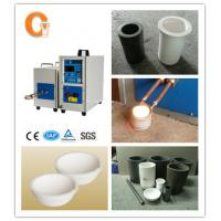 Wholesale ROHS Approved High Frequency Induction Heating Equipment Melting Gold from china suppliers