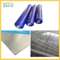 Wholesale Anti Dust Clear Self Adhesive Film , Industrial Protective Films For Aluminum Coil from china suppliers