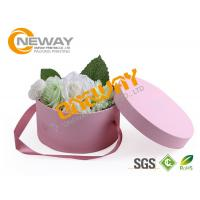 Wholesale Cylindrical Wedding Candy Gift Paper Round Flower Box For Bridal And Baby Shower from china suppliers