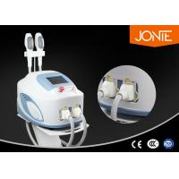 Wholesale Intense Pulse light Laser SHR Hair Removal Machine with 0 - 50 J / cm2 RF Energy from china suppliers