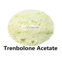 Wholesale Raw Trenbolone Acetate Trenbolone Steroids for Muscle Building / Anti Aging CAS 10161-34-9 from china suppliers