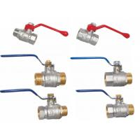 Wholesale nicle plated brass valves from china suppliers