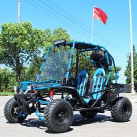 Wholesale Belt / Chain Drive Air Cooled 200cc Adult Off Road Go Kart With CVT Gear from china suppliers