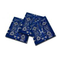 Buy cheap Lead Free FR4 Multilayer Printed Circuit Board 4 layer PCB Assembly Services from wholesalers
