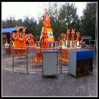 Wholesale outdoor playground entertainment park kangaroo jumping rides from china suppliers