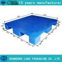 Wholesale Luda plastic pallet with wheels/plastic packing from china suppliers