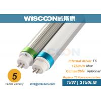 Wholesale Energy Saving 1200mm Tube Led Lights Warm White With 3000K-3500K CCT from china suppliers