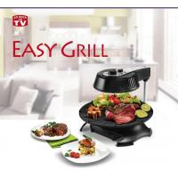 Wholesale Multi Funtion Easy Grill,Adjustable,Heat Flow,Rotate Automatically As seen on TV GK-CR01 from china suppliers