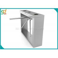 Wholesale Counter Tripod Turnstile Gate Rfid Card Reader, Security Bi - directional Turnstile from china suppliers