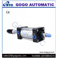 Wholesale Adjustable Stroke Compact Air Cylinders Standard Single Rod 63mm Bore 150mm Stroke Airtac Type from china suppliers