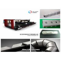 Wholesale 2000 W Cnc Fiber Metal Laser Cutting Machine For Stainless Steel Silver Tube Pipe from china suppliers