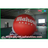 Wholesale Customize Inflatable Balloons For Advertising / Outdoor Inflatable Helium Balloon Advertising from china suppliers