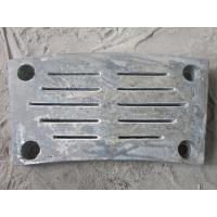 Buy cheap Mine Mill Aluminum Sand Castings Sliders For Walk Beam Furnace from wholesalers