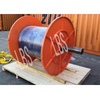 Wholesale Multilayer Spooling LBS Grooved Drum for Lifting Object from china suppliers