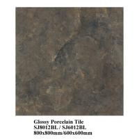 Buy cheap Glossy Porcelain tiles SJ6012BL from wholesalers