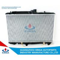 Wholesale Cooling System Aluminum Suzuki Radiator for GAKTUS WAGON G15 ' 96 - 02 from china suppliers