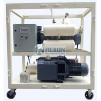 China Double Stage High Vacuum Pumping System   Vacuum Pump Set   Transformer Vacuumimg System RNVS-200(200L/S) on sale