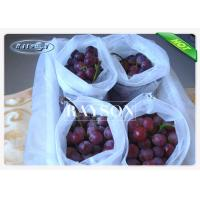 Wholesale PP Spunbond White Fruit Protection Bag Anti--Aging Non Woven 20-50gsm from china suppliers