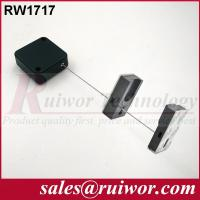 China RUIWOR RW1717 Square Retractable Tether with Adhesive Magnetic Display Holder End on sale