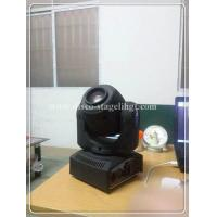 Quality 10W LED Moving Head Spot AC90 - 245V Gobo Pattern Light 4 / 12channels for sale