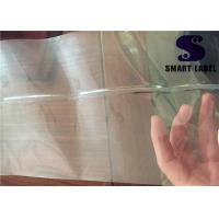 Buy cheap PVC Transparent Shrink Wrap Bottle Labels Sleeve Film Plastic Ice Tea Packaging from wholesalers