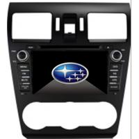 Wholesale 3G Modem Automobile DVD Players In-dash 7inch for Subaru Forester from china suppliers