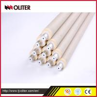 Wholesale 604 triangle portable molten steel temperature multi-time thermocouple bottom or tip for steel factory using from china suppliers