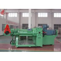Wholesale Green 132 Kw Rubber Strainer machine With Electrical Control Cabinet from china suppliers