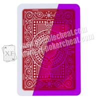 Wholesale XF Italy Modiano texas hold em marked cards|invisible ink|poker cheat|contact lenses|perspective glasses|magic trick from china suppliers