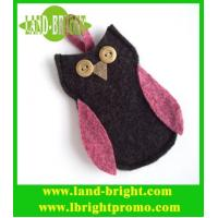 Wholesale customized felt card holder from china suppliers