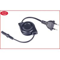 Wholesale 2 pin To Figure 8 Plug Retractable Extension Cord Two Way Reels from china suppliers