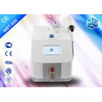 Wholesale Portable Q Switched Nd Yag Laser Tattoo Removal , Q Switch Laser For Pigmentation from china suppliers
