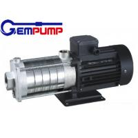 Wholesale CHL light stainless steel Multistage High Pressure Pumps low noise from china suppliers