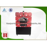 "Wholesale Ceramic Tiles 2Pcs 12"" Italy Pizza Oven , Traditional Pizza Oven Gas Fired from china suppliers"