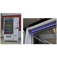 Wholesale Automated Spiral Delivery Drop Senor Drink Vending Machine Equipment from china suppliers