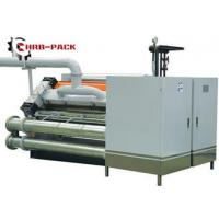 Wholesale Heating Exchange Single Facer For Corrugated Cardboard Production Line from china suppliers