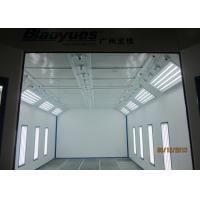 Wholesale Vertical Side Light Water Based Automotive Paint Booths 6900X3900X2650 mm ID from china suppliers