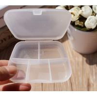 Wholesale Travel Pill Box With Five Compartments from china suppliers