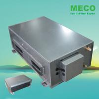 Wholesale MECO 1600CFM Air Flow High Static Duct Fan Coil Unit with Energy Saving/unidad de fan coil from china suppliers