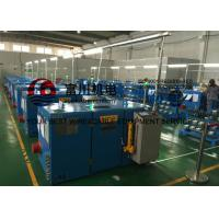 Quality 180 Passive / Active Pay Off Copper Cable Twisting Machine Easy Operation for sale