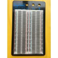 Wholesale Testing Transparent Breadboard Prototype 1660 Point Solderless Bread Board from china suppliers