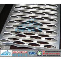 Wholesale Perforated Metal Sheet, Antiskid Plate,Alligator Mouth Antiskid Plate from china suppliers