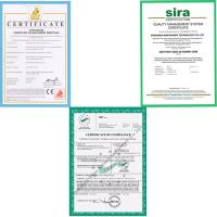 Shenzhen Aituo Automation Device Co.,Ltd Certifications